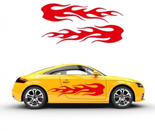 Flamme 2